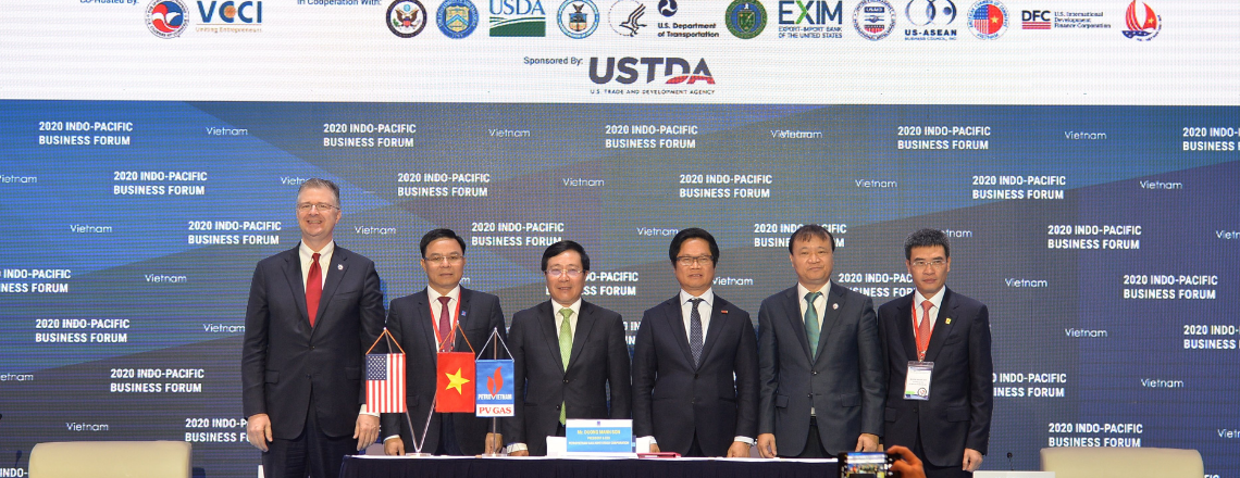 2020 Indo-Pacific Business Forum Promotes Free and Open Indo-Pacific