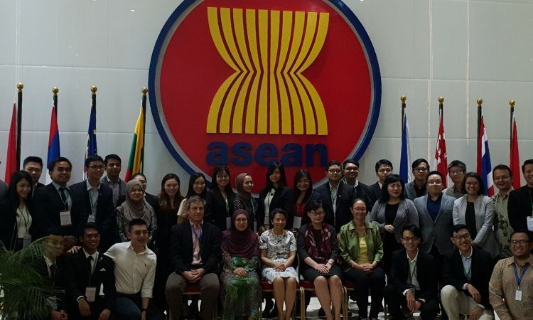 ASEAN Foundation Model ASEAN Meeting