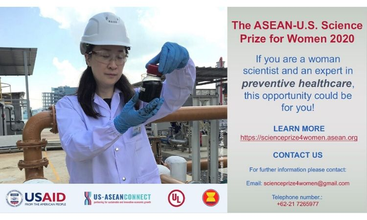 ASEAN US Science Prize 2020