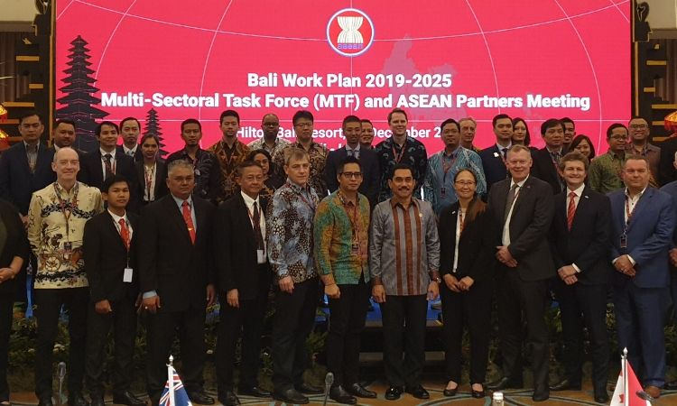 Bali Work Plan ASEAN Partners Meeting