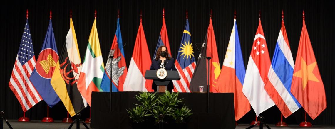 Vice President Kamala Harris Opens New CDC Southeast Asia Regional Office in Vietnam