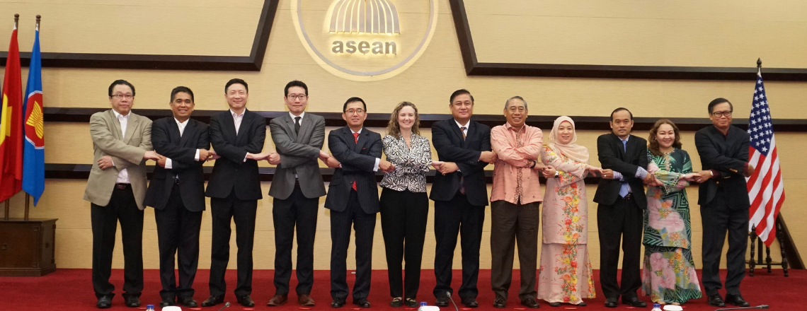ASEAN, United States Reiterate Commitment to Strengthen Partnership