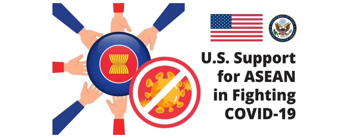 U.S. Support for ASEAN in Fighting COVID-19