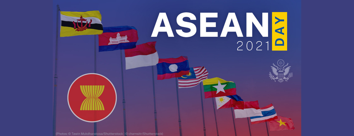 Marking U.S. Engagement with ASEAN on Its 54th Anniversary