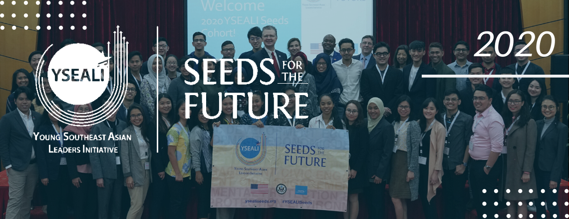 2020 YSEALI Seeds for the Future Grantees Announced
