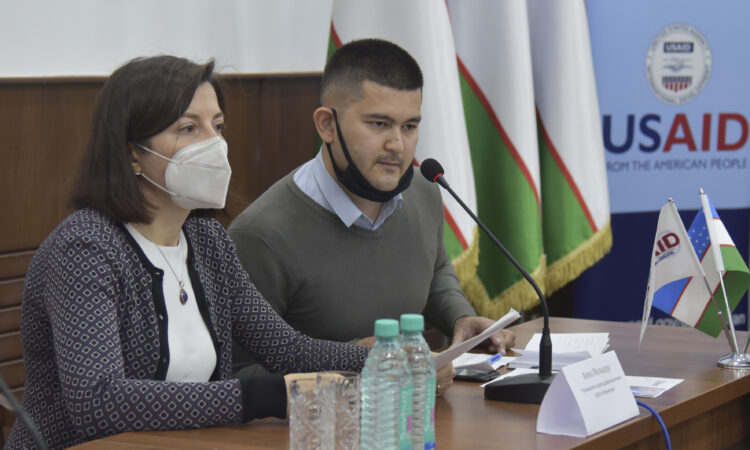 USAID Provides Equipment to Syrdarya Regional Tuberculosis and Lung Diseases Center