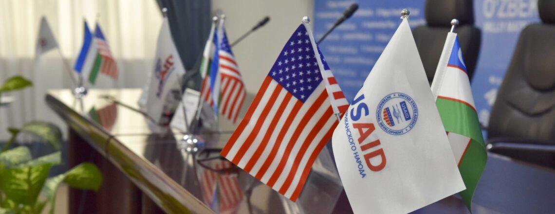 USAID Ўзбекистонда овқатланиш сифатини яхшилашга кўмаклашмоқда
