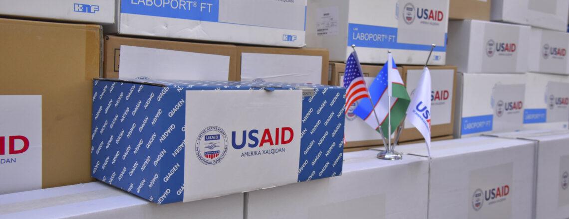 США доставили дополнительное оборудование и материалы