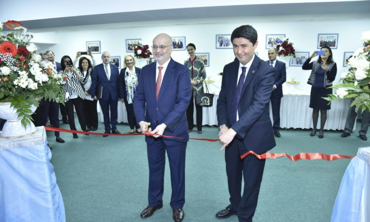 Introducing Tashkent's New Co-Working Center