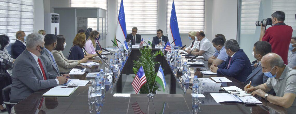 Uzbekistan Launches Public Health Emergency Operations Center