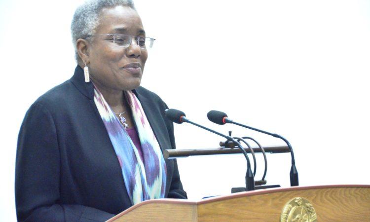 Remarks of Ambassador Pamela L. Spratlen at the University of World Economy and Diplomacy