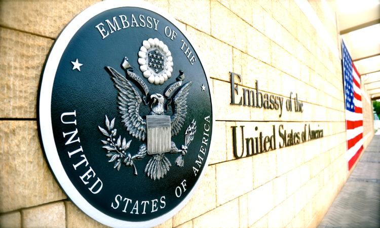 U.S. Embassy Tashkent