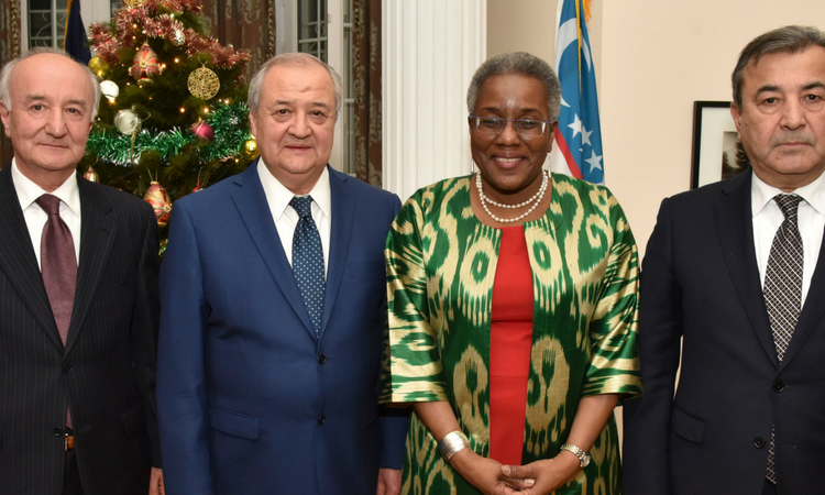 Reception in Honor of the 25th Anniversary of Diplomatic Relations