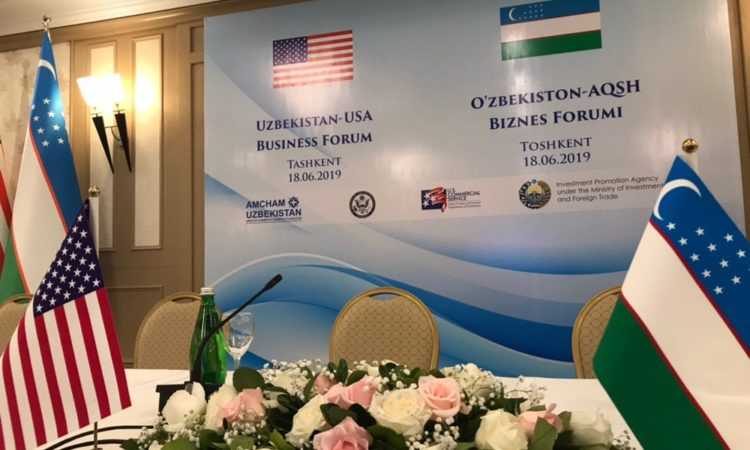 First Commerce Department Certified U.S. Trade Mission visits Uzbekistan