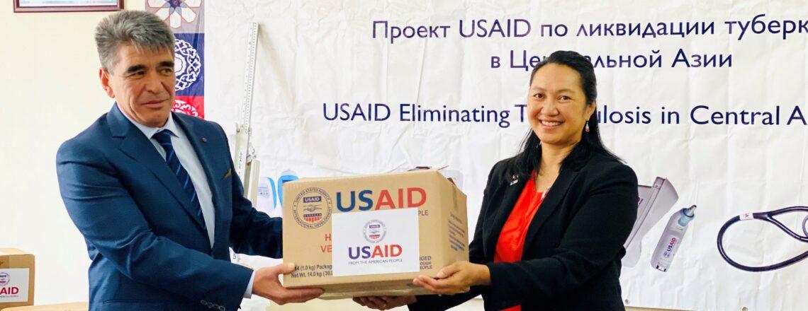 USAID Фарғона вилояти фтизиатрия и пульмонология маркази учун