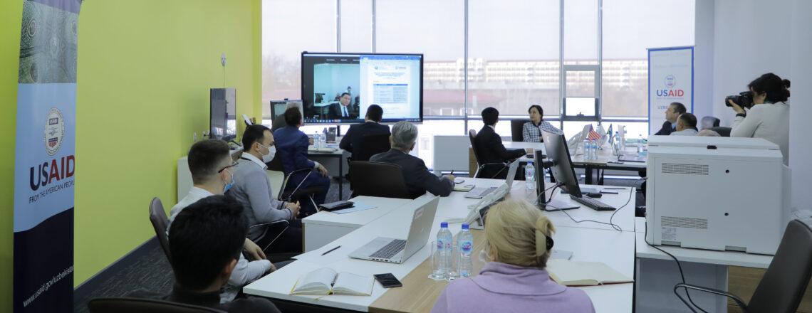USAID оказывает содействие модернизации энергетического сектора Узбекистана