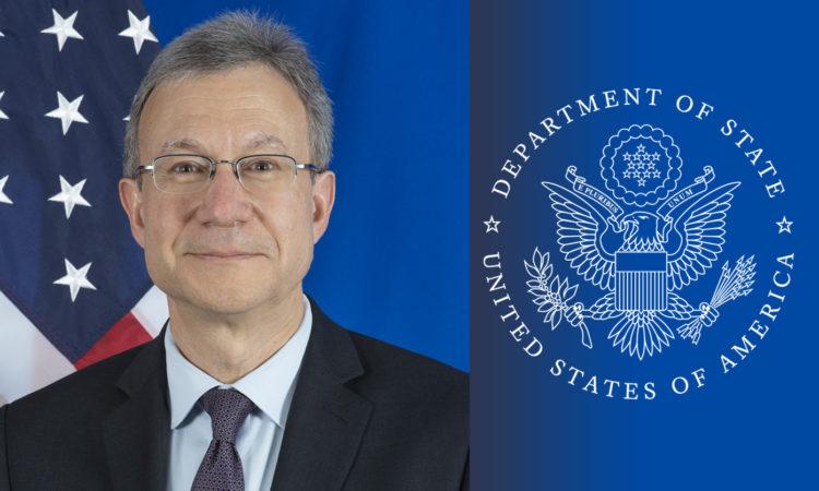Ambassador Daniel Rosenblum