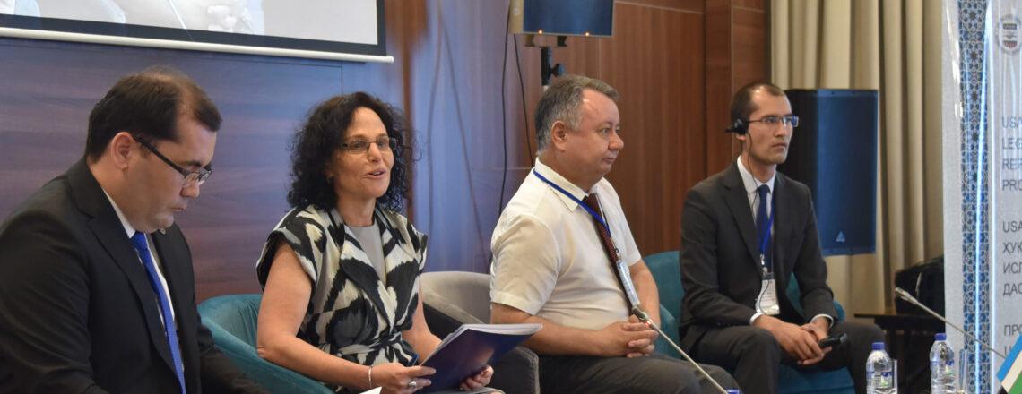 USAID Supports Development of Civil Society in Uzbekistan