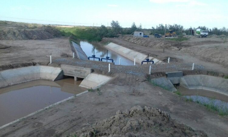 USAID REHABILITATES YOMONJAR CANAL TO IMPROVE WATER MANAGEMENT