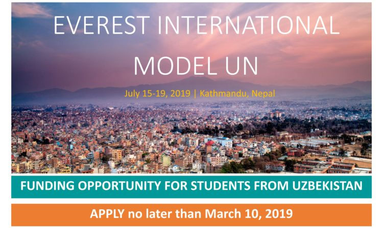 Everest International Model UN (EIMUN) Conference