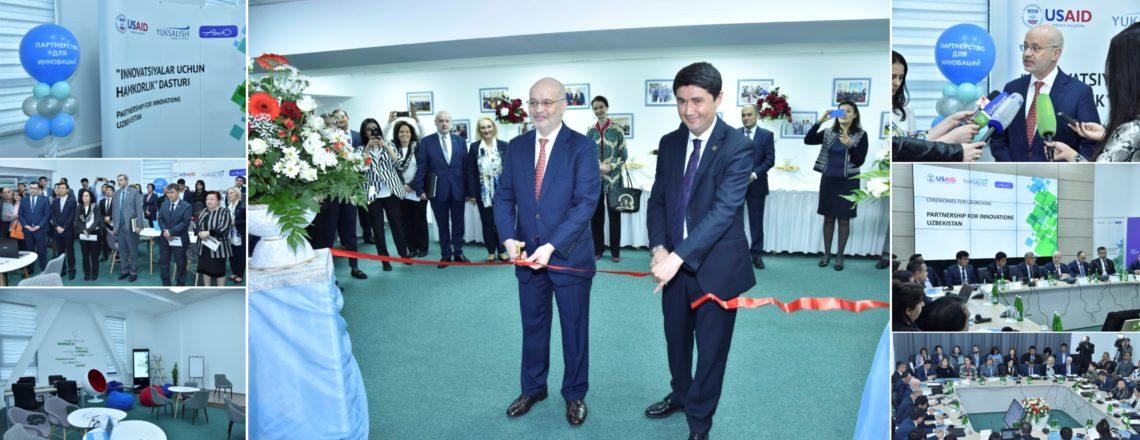 Introducing Tashkent's New Co-Working Center