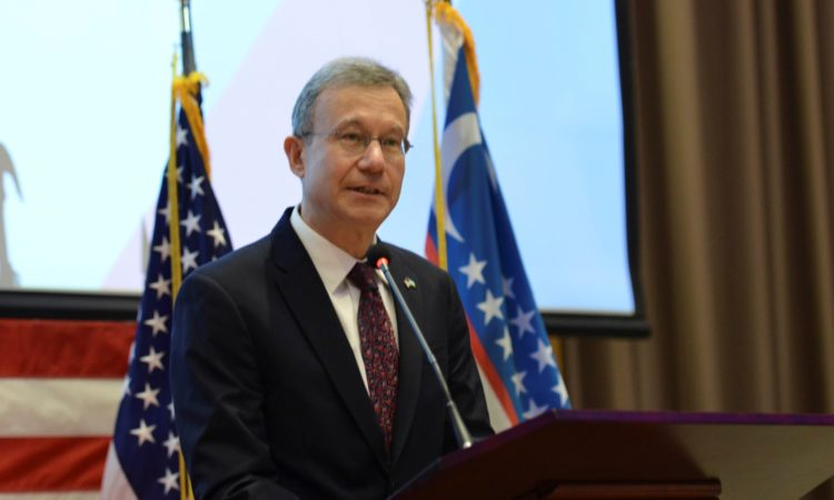 Remarks for Ambassador Rosenblum