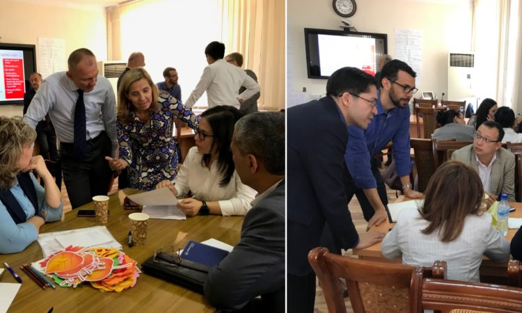 The United States and the Ministry of Public Education partner to improve early grade reading and math skills in Uzbekistan