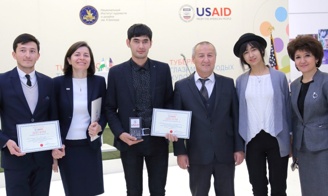 United States Supports Art Exhibition to Raise Awareness of Tuberculosis