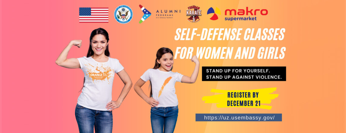 Self-Defense Classes for Women and Girls