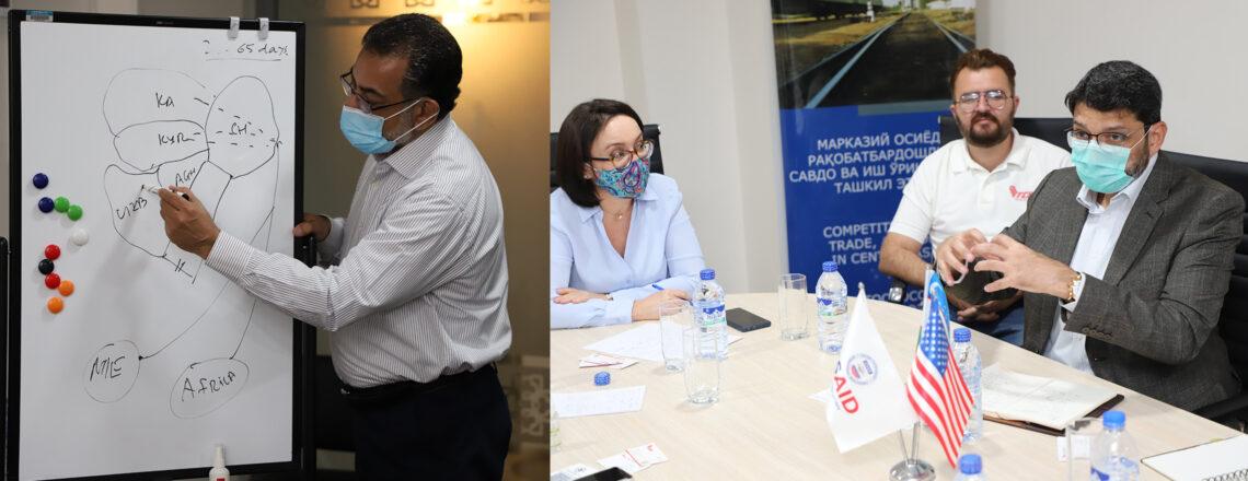 USAID Пoкистон ва Марказий Осиё давлатлари ўртасидаги савдога кўмаклашади