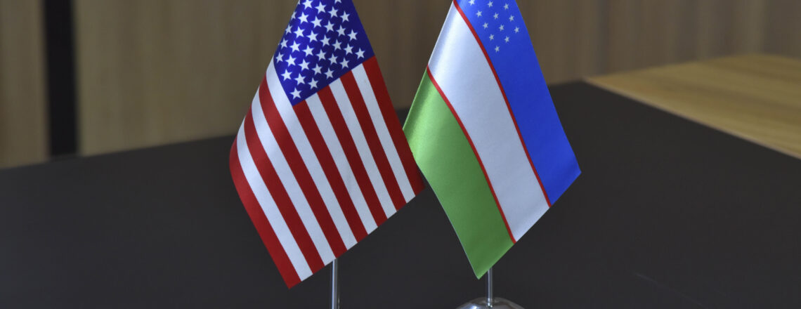 Joint Statement between the United States and Uzbekistan