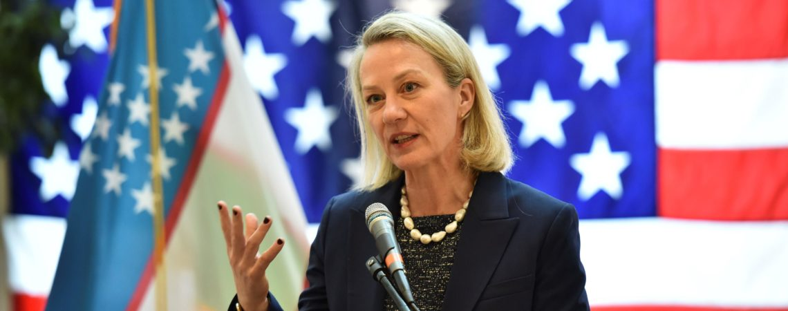 Image result for US Acting Assistant Secretary of State Alice Wells