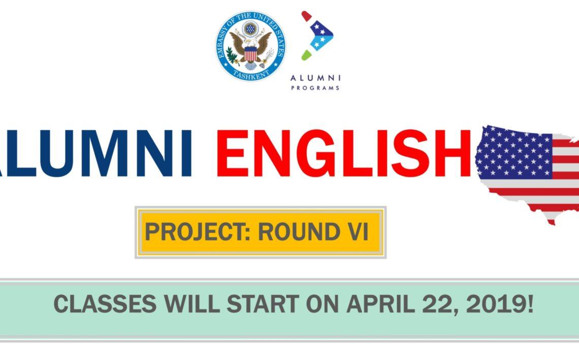 Alumni English Project: Round Six
