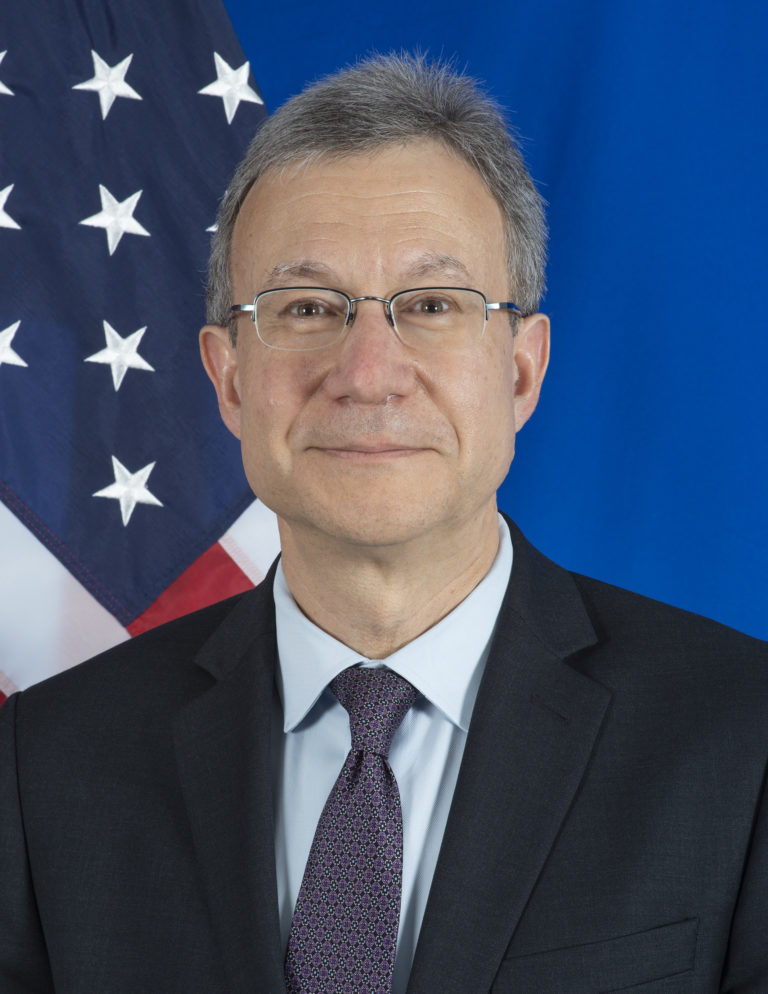 Photo of Ambassador Daniel Rosenblum