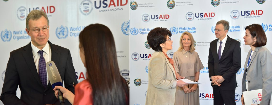 USAID and the Government of Uzbekistan Partner to Eliminate Tuberculosis