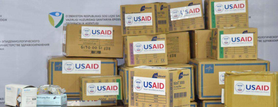The United States Supports Uzbekistan's Efforts to Halt Spread of Coronavirus