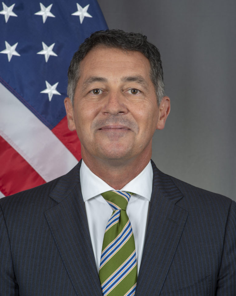 Photo of Ambassador Randy Berry