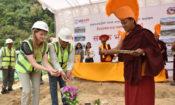 Breaks Ground on Eight Public Facilities in Makawanpur