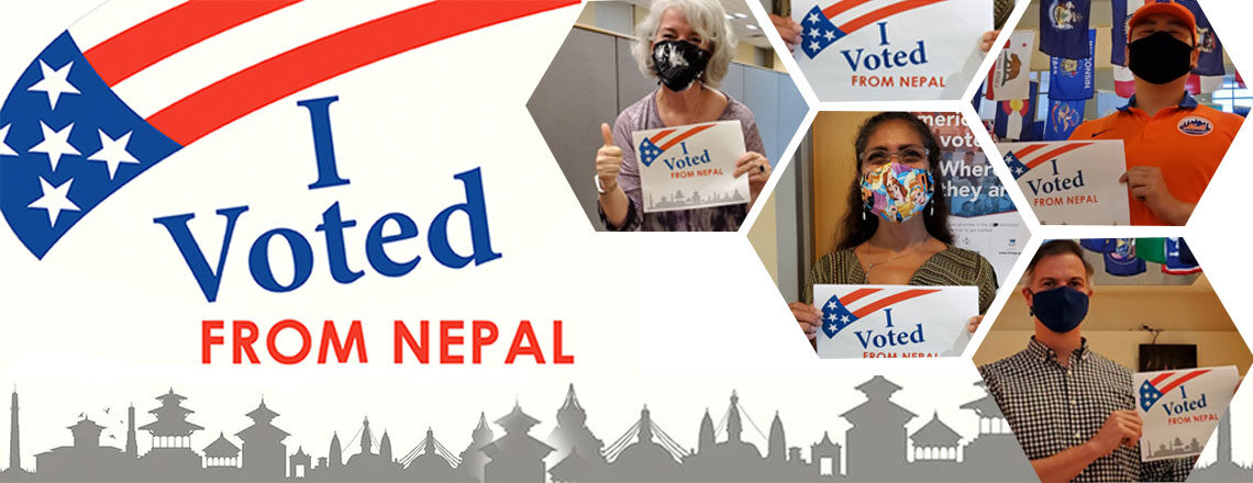American citizens in Nepal!
