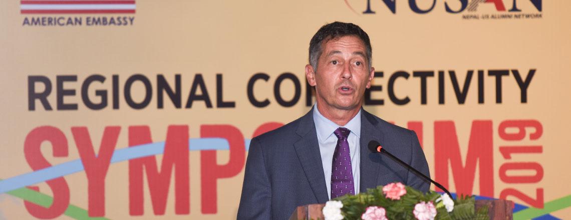 U.S. Embassy Hosts the Nepal-U.S. Alumni Network (NUSAN) Regional Connectivity Symposium