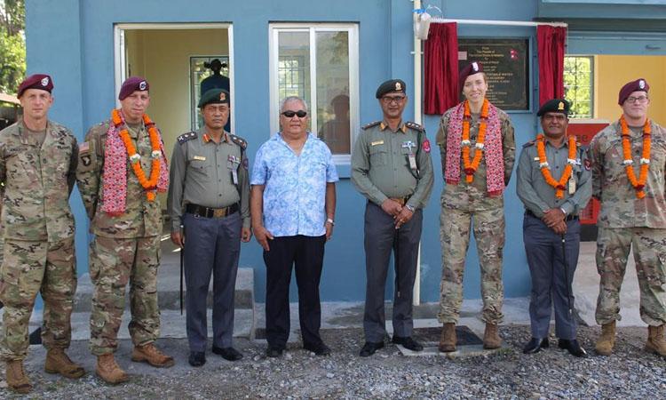 Transfers Deep Tube Wells to Provide Water in Gandaki Province