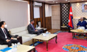 U.S. Ambassador Berry meets with PM Oli