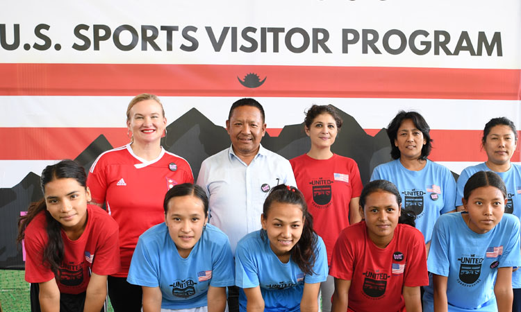 US Sports Visitior Launch