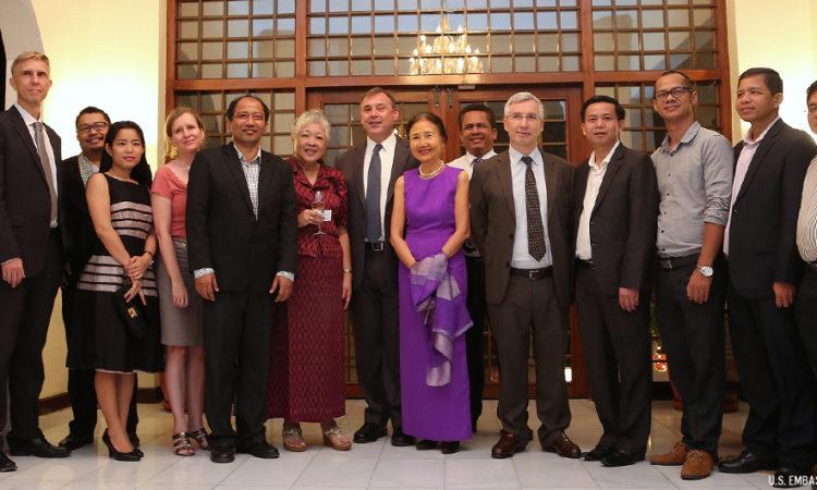 Civil Society Reception