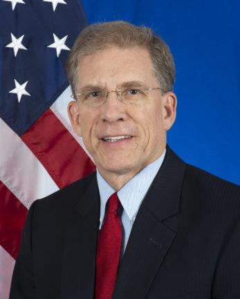 Ambassador W.Patrick Murphy   U.S. Embassy in Cambodia