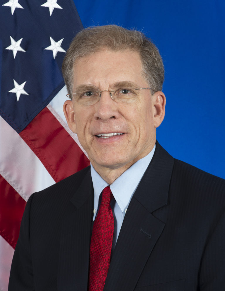 Photo of Ambassador W.Patrick Murphy