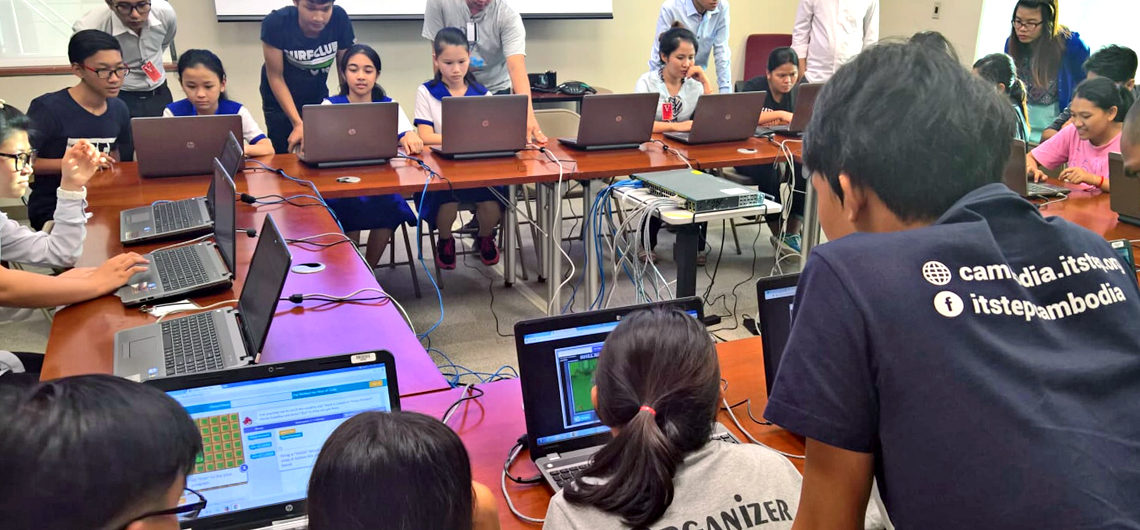 """Op-Ed: Bringing Southeast Asia's Tech Boom to Cambodia or """"A"""