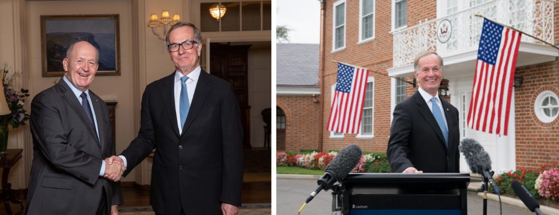 New U.S. Ambassador to Australia Arrives!
