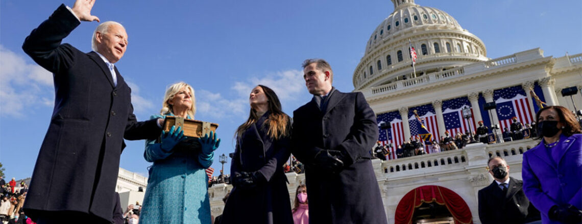 Photo Gallery: The Inauguration of President Biden and Vice President Harris