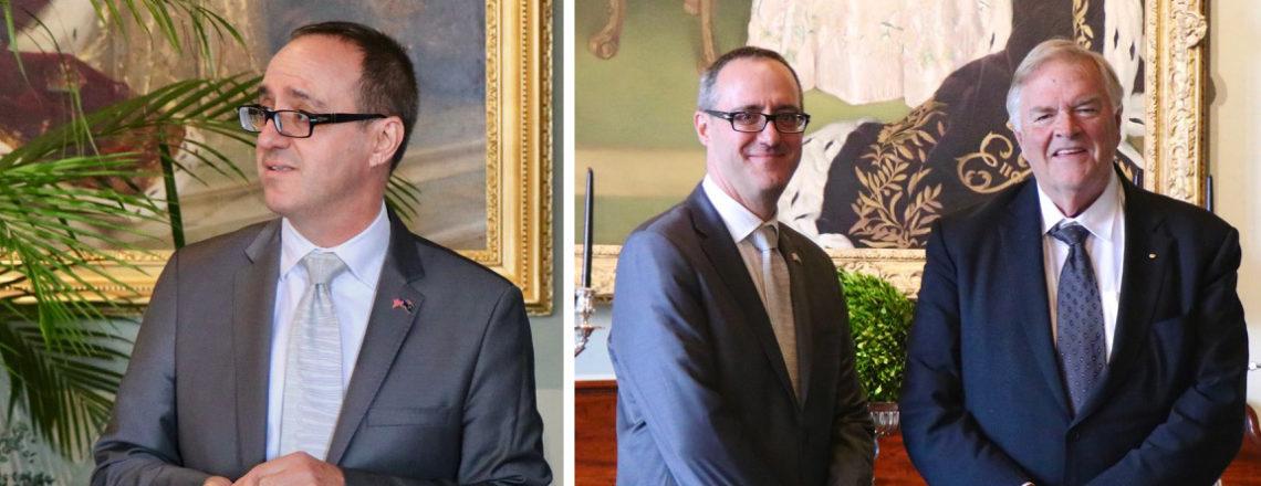 New U.S. Consul General arrives in Western Australia